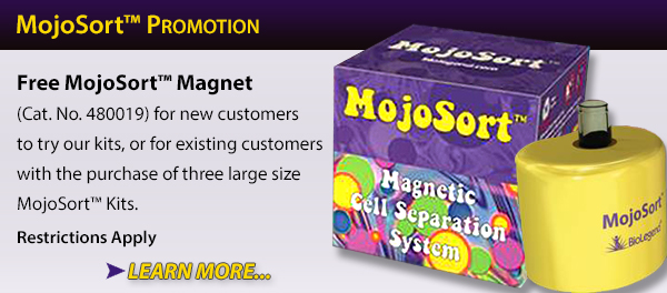 MojoSort Magnet Promotion