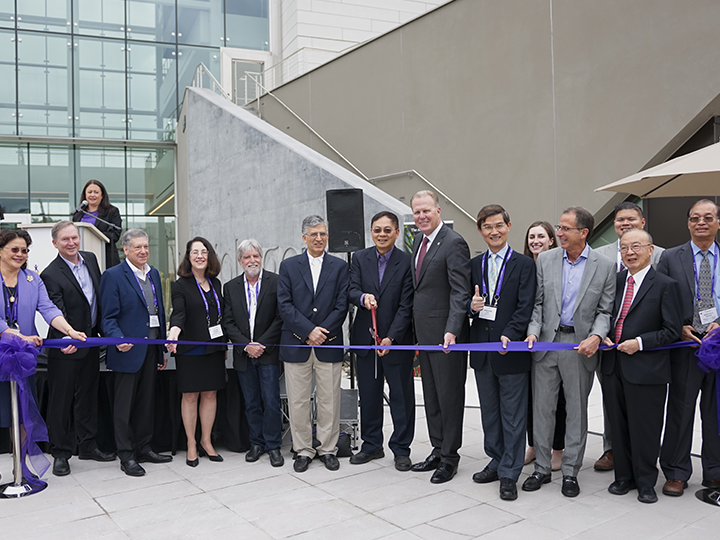 Grand Opening Symposium with San Diego Mayor Kevin Faulconer